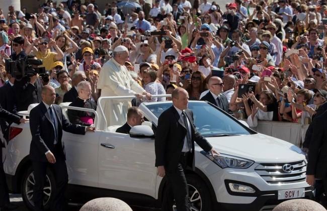 pope francis santa fe