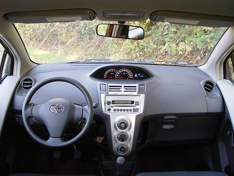 Yaris 2006 dashboard   What do my Toyota dashboard warning lights