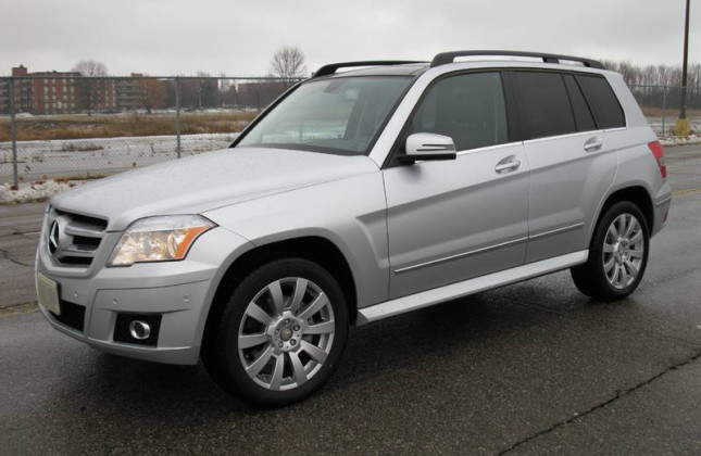 Used vehicle review mercedes benz glk class 2010 2016 for Mercedes benz glk 350
