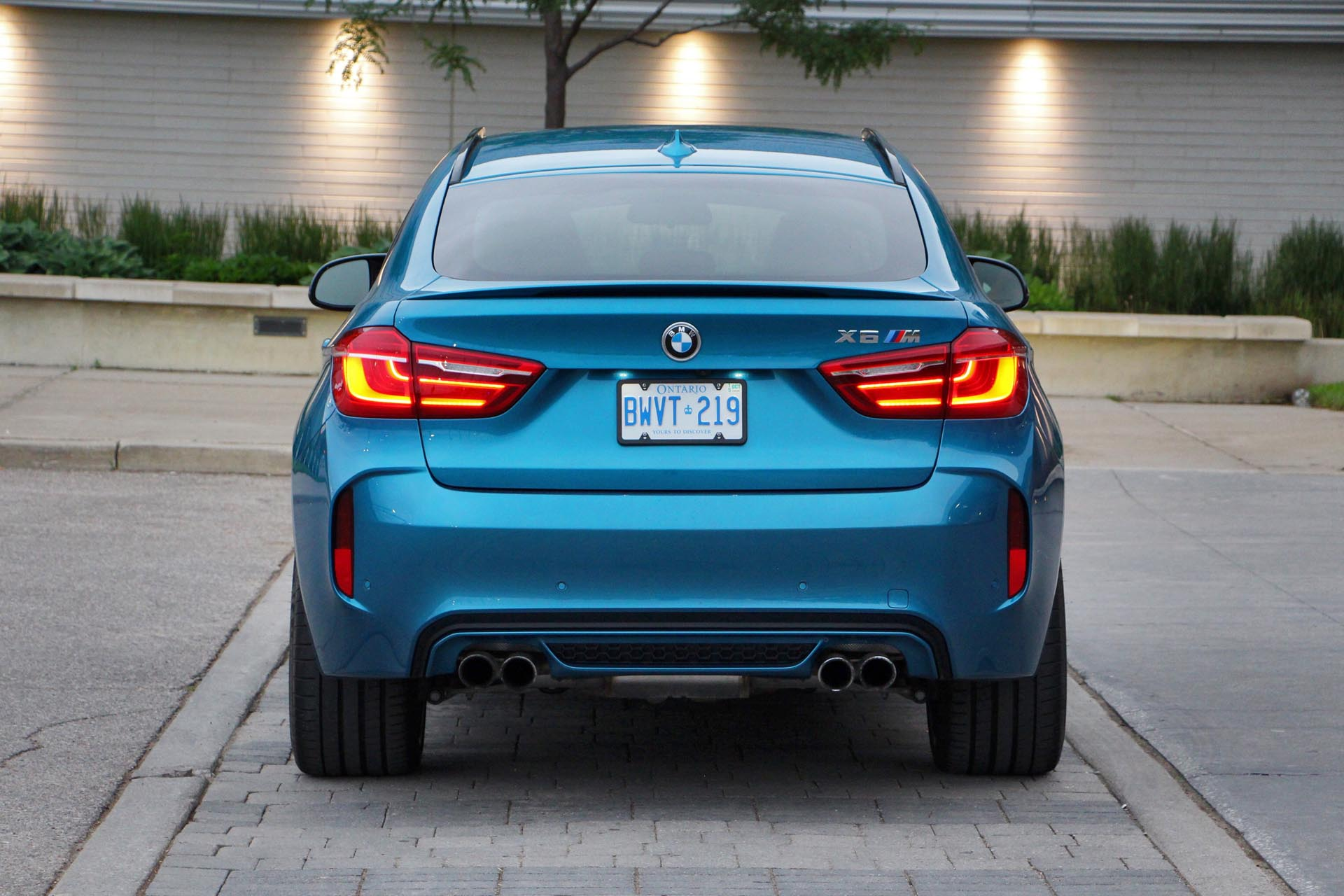 2015 Bmw X6m Autos Ca