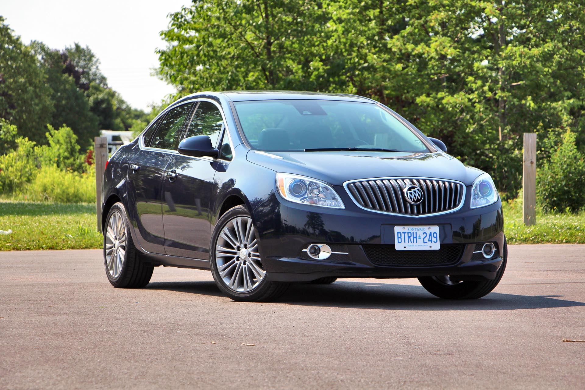 Used Vehicle Review: Buick Verano, 2012-2016