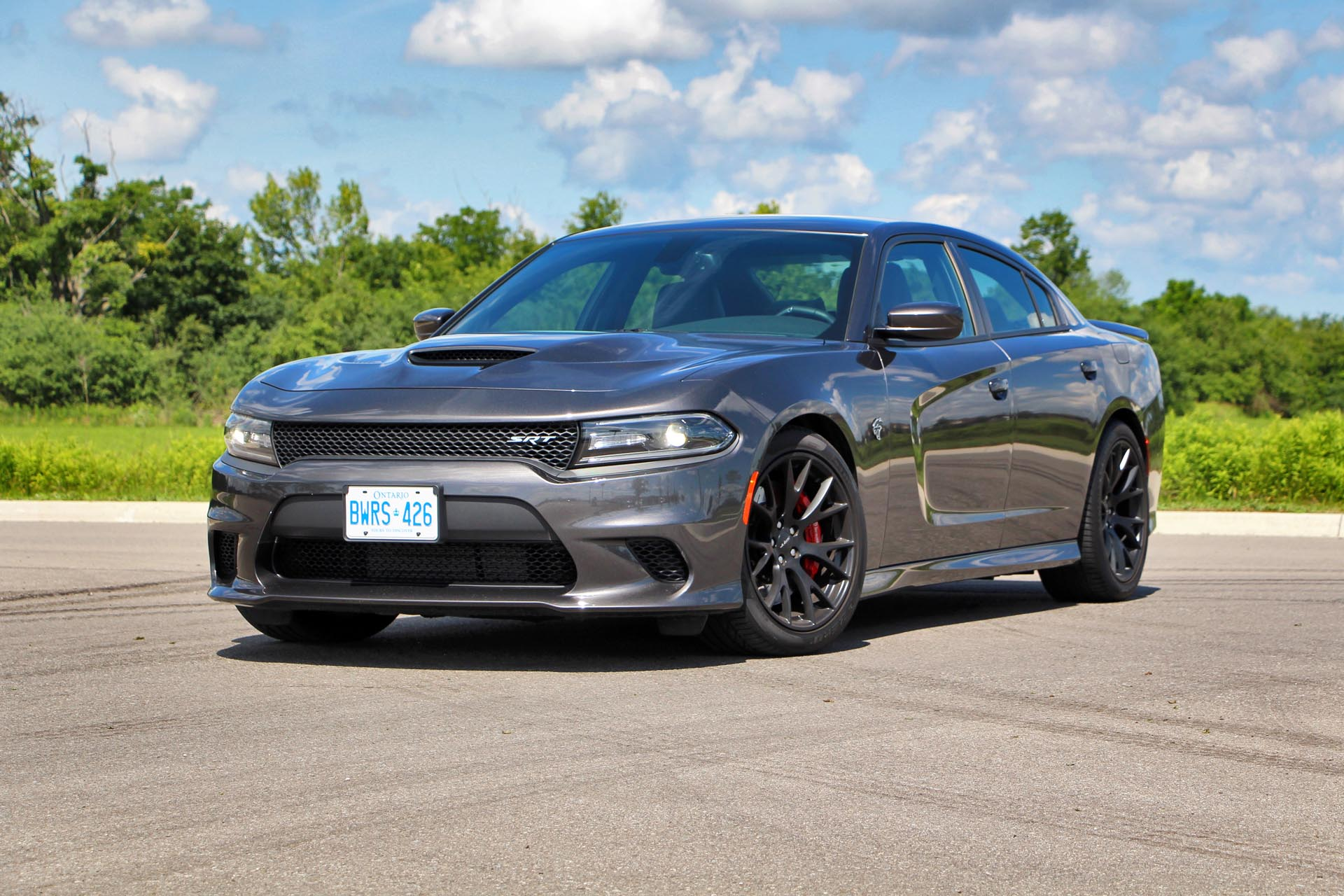 2015 Dodge Charger Srt Hellcat Autos Ca
