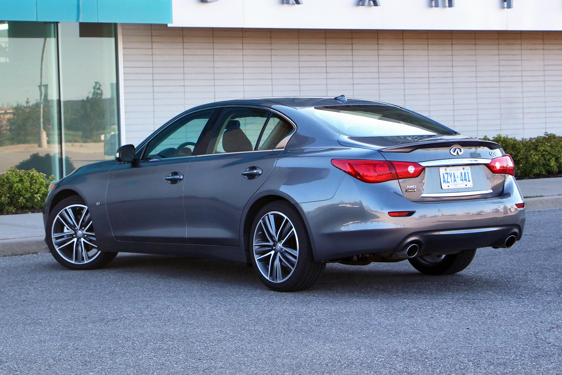 2015 Infiniti Q50 Awd Limited Autos Ca
