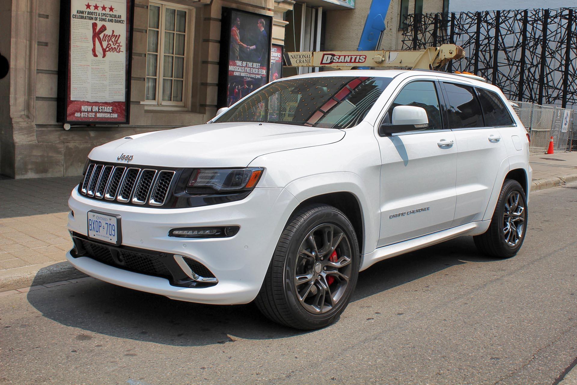 2015 Jeep Grand Cherokee Srt Autos Ca
