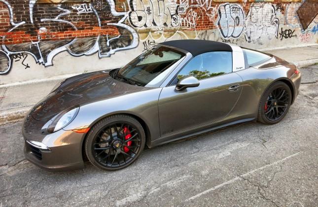 Test Drive 2015 Porsche 911 Targa 4 Gts Page 2 Of 2 Autos Ca Page 2
