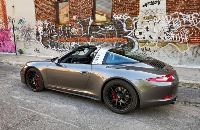 Test Drive 2015 Porsche 911 Targa 4 Gts Page 2 Of 2 Autos Ca