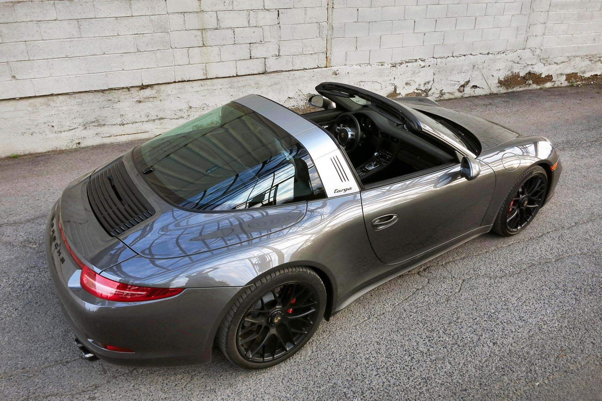 2015 porsche 911 targa 4 gts. Black Bedroom Furniture Sets. Home Design Ideas