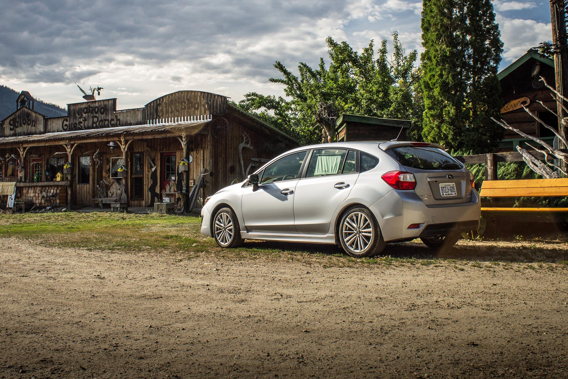 Road Trip: 2015 Subaru Impreza Limited with Technology Package 5-Door