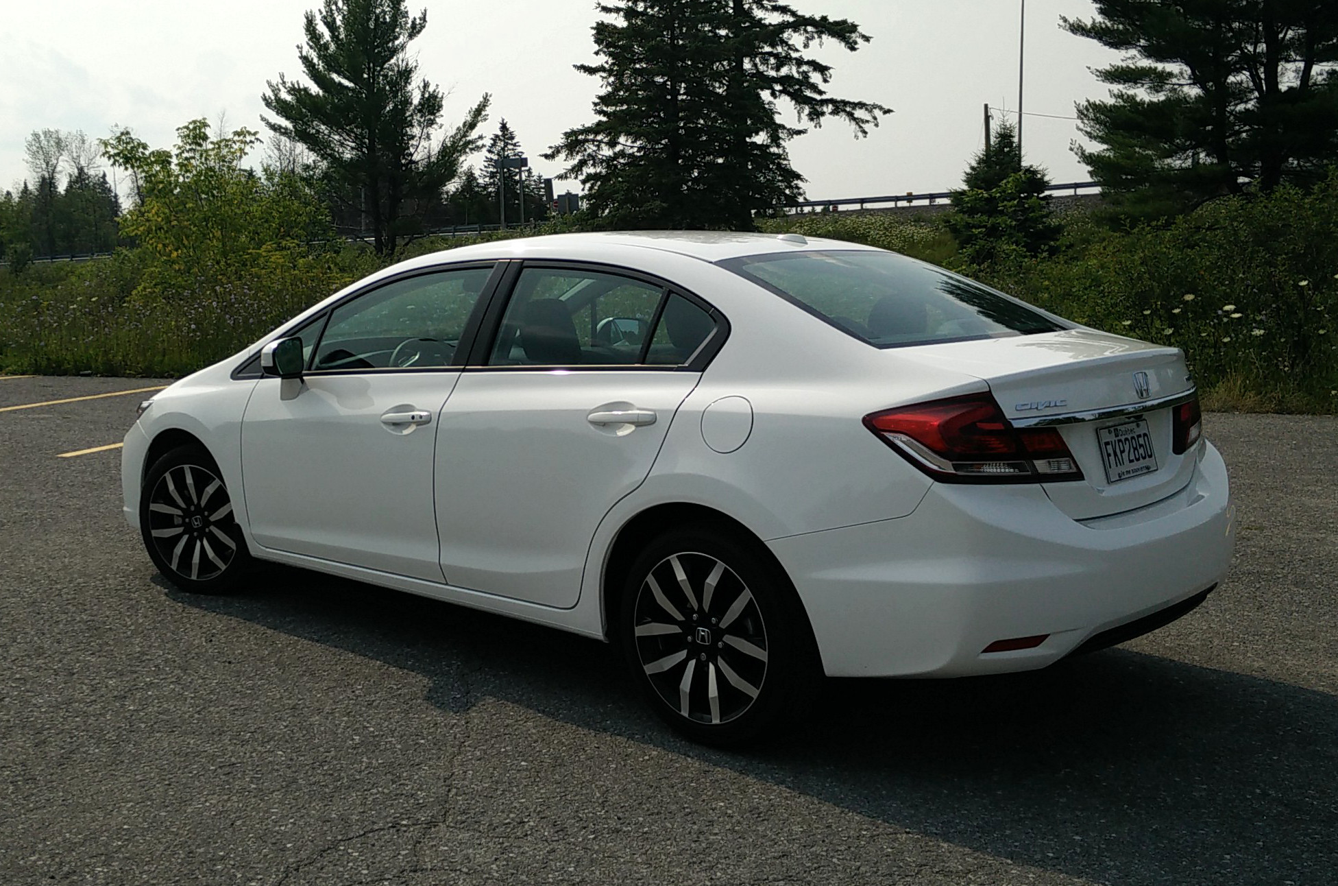 2015 Honda Civic Touring Autos Ca