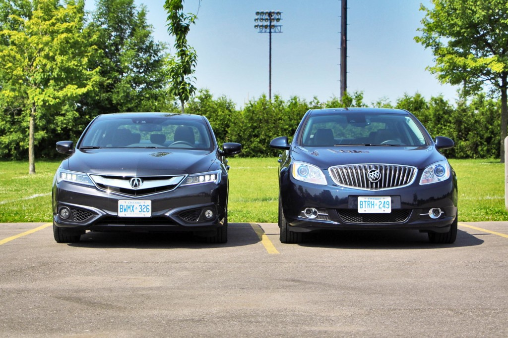 Buick Verano Comparison Test Html Autos Post