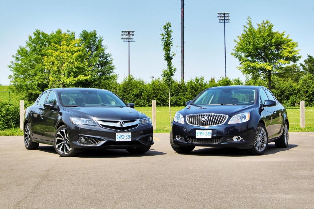 Comparison Test: 2016 Acura ILX A-Spec vs 2015 Buick Verano - Page 4 of 4 - Autos.ca | Page 4