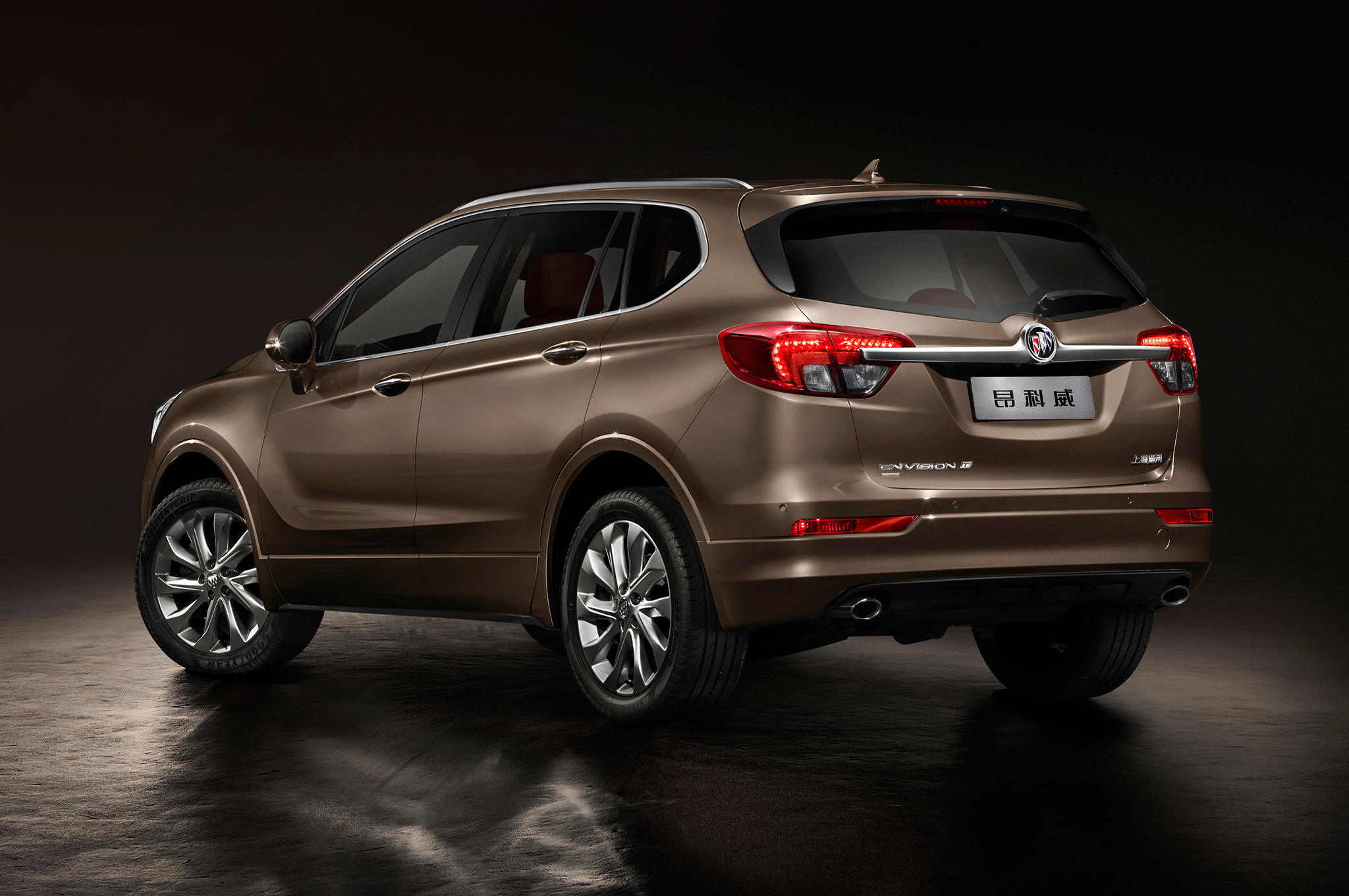 buick envision compact crossover most likely coming to canada. Black Bedroom Furniture Sets. Home Design Ideas