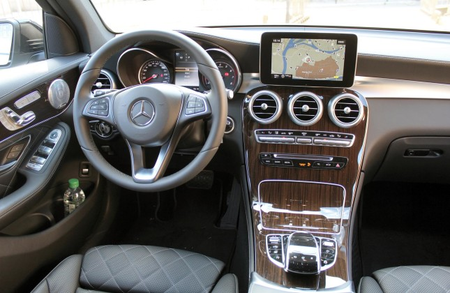 First Drive 2016 Mercedes Benz Glc 300 Page 2 Of 3