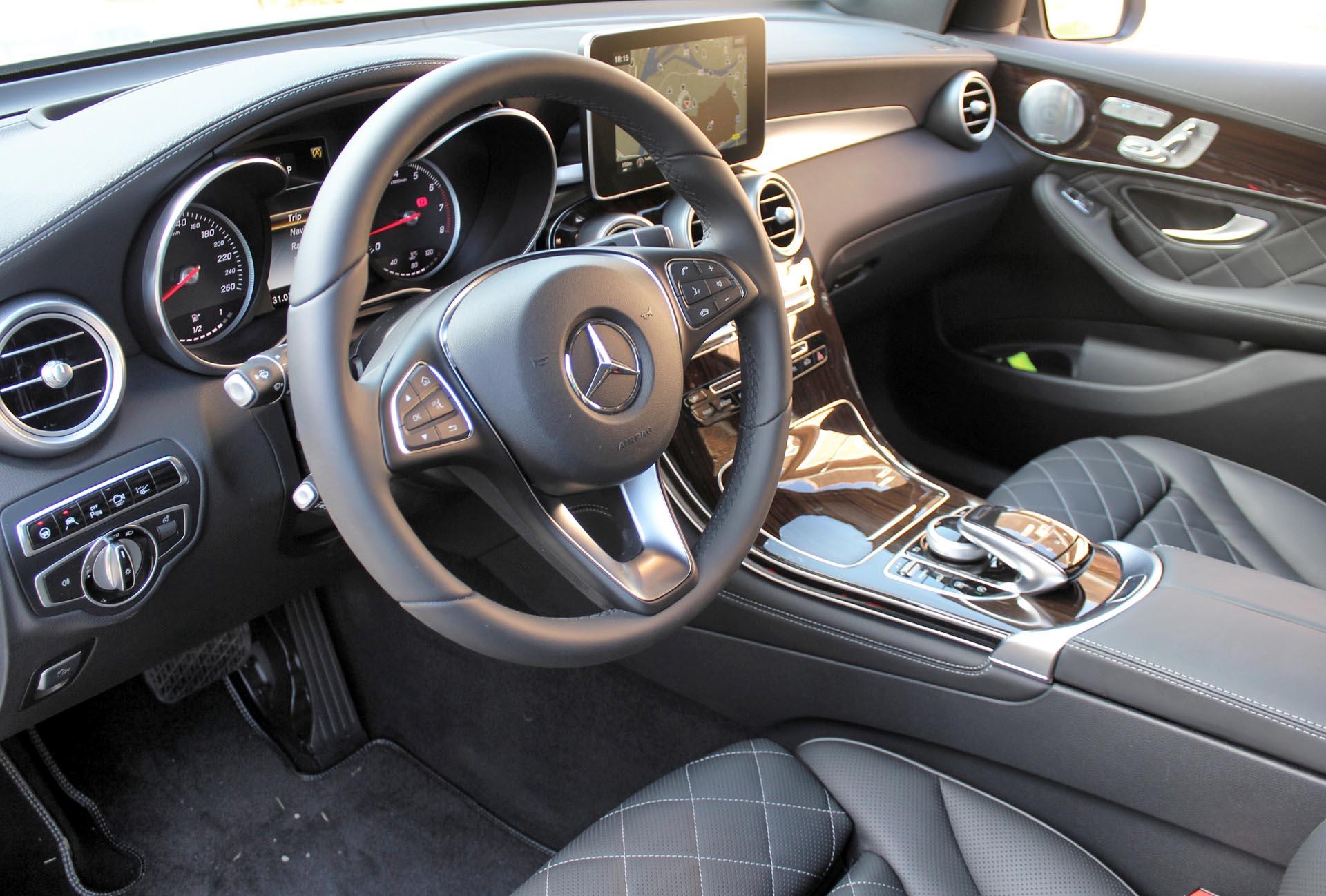 2016 Mercedes Benz Glc 300 4matic Autos Ca