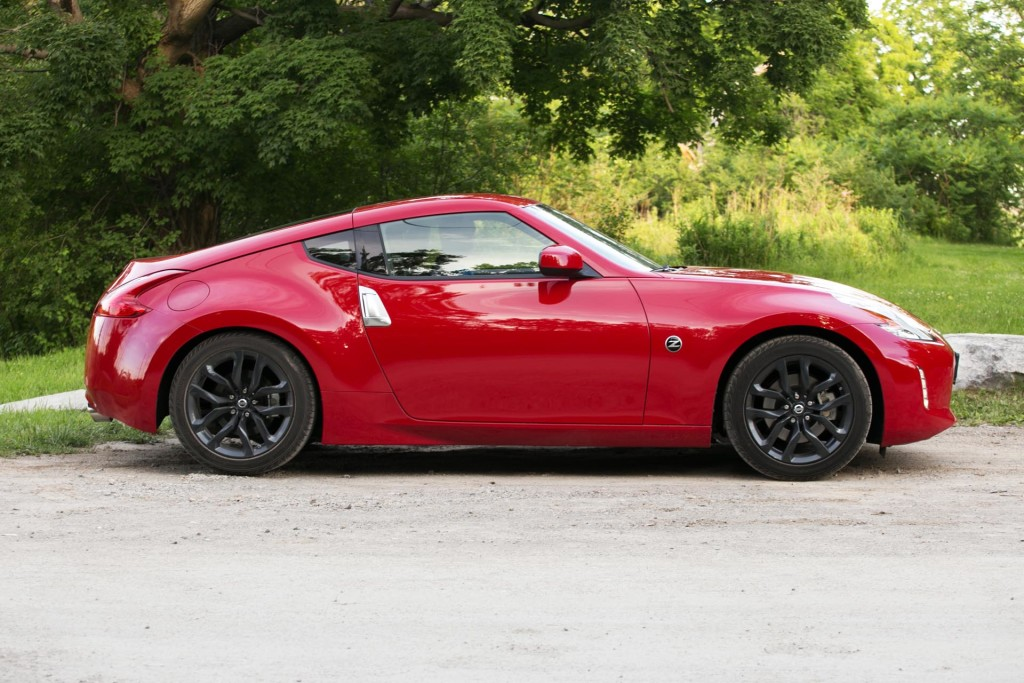 used 2014 nissan 370z coupe pricing features edmunds. Black Bedroom Furniture Sets. Home Design Ideas