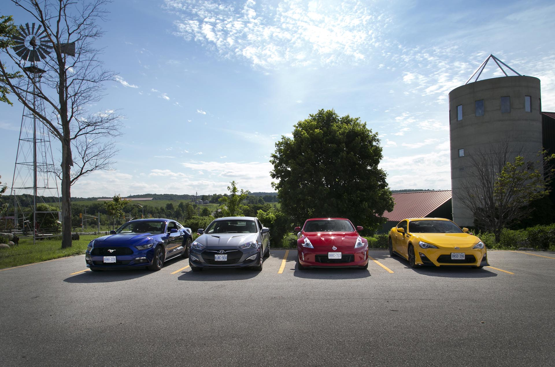 Affordable Sports Cars Comparison Autosca - Sports cars comparison