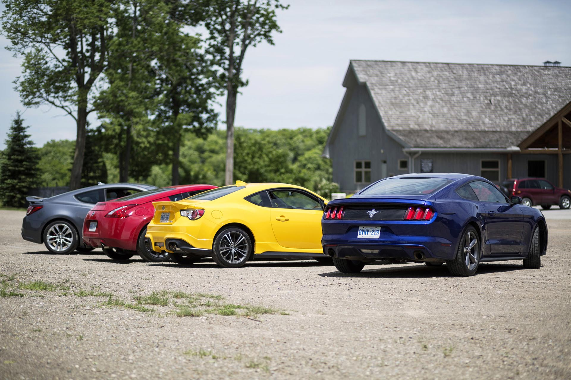 Affordable Sports Cars Comparison Autosca - Sports car comparison