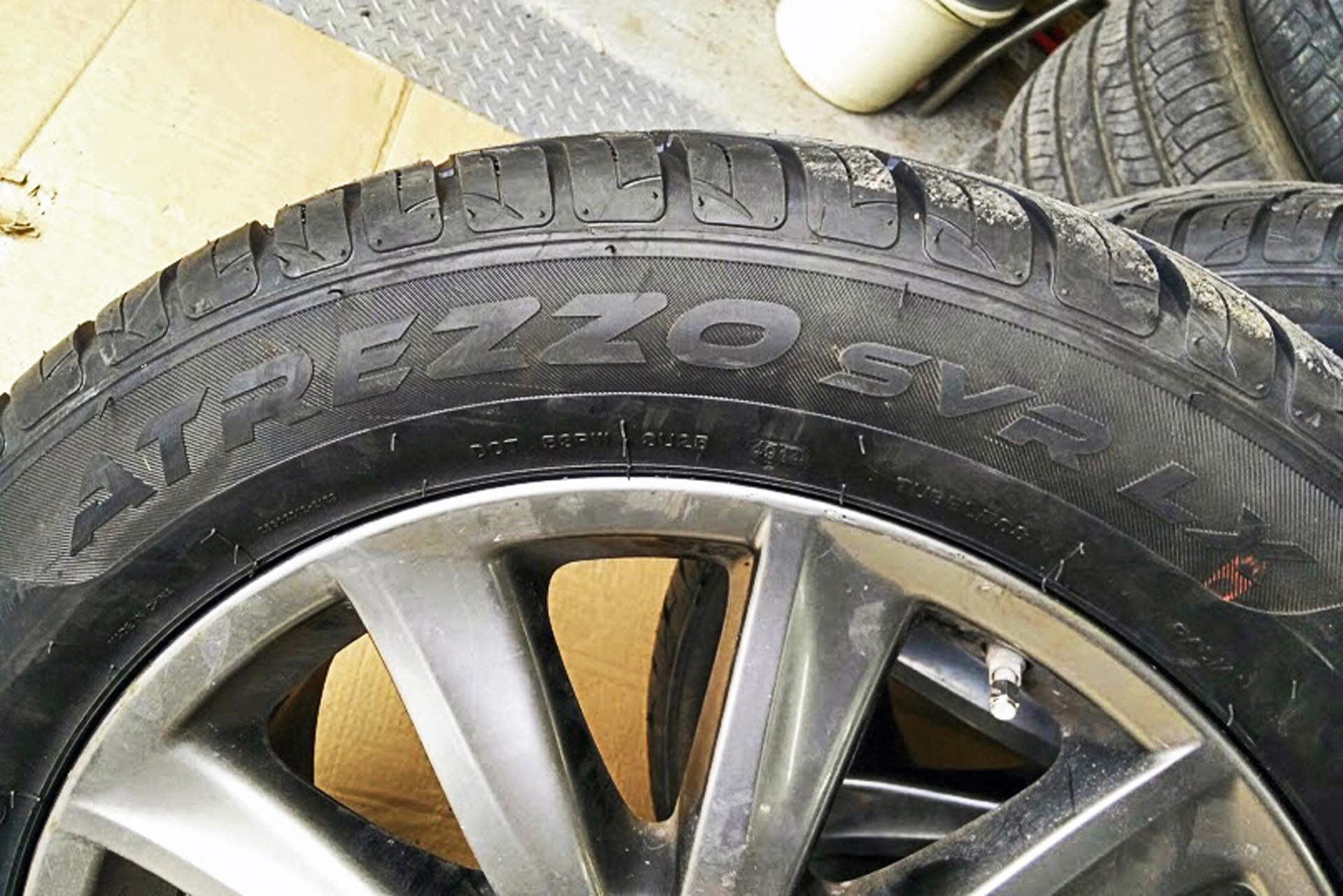 tire review sailun atrezzo svr lx all season suv tire. Black Bedroom Furniture Sets. Home Design Ideas