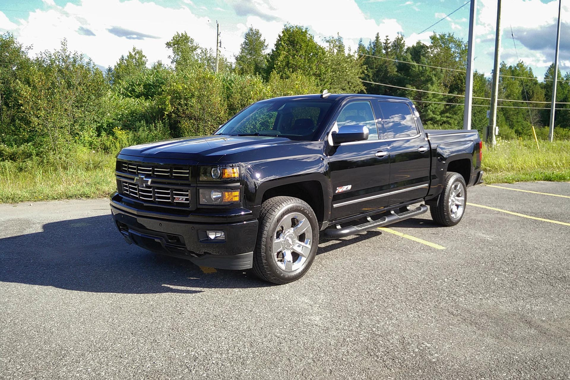 2015 chevrolet silverado 1500 4wd crew cab ltz. Black Bedroom Furniture Sets. Home Design Ideas