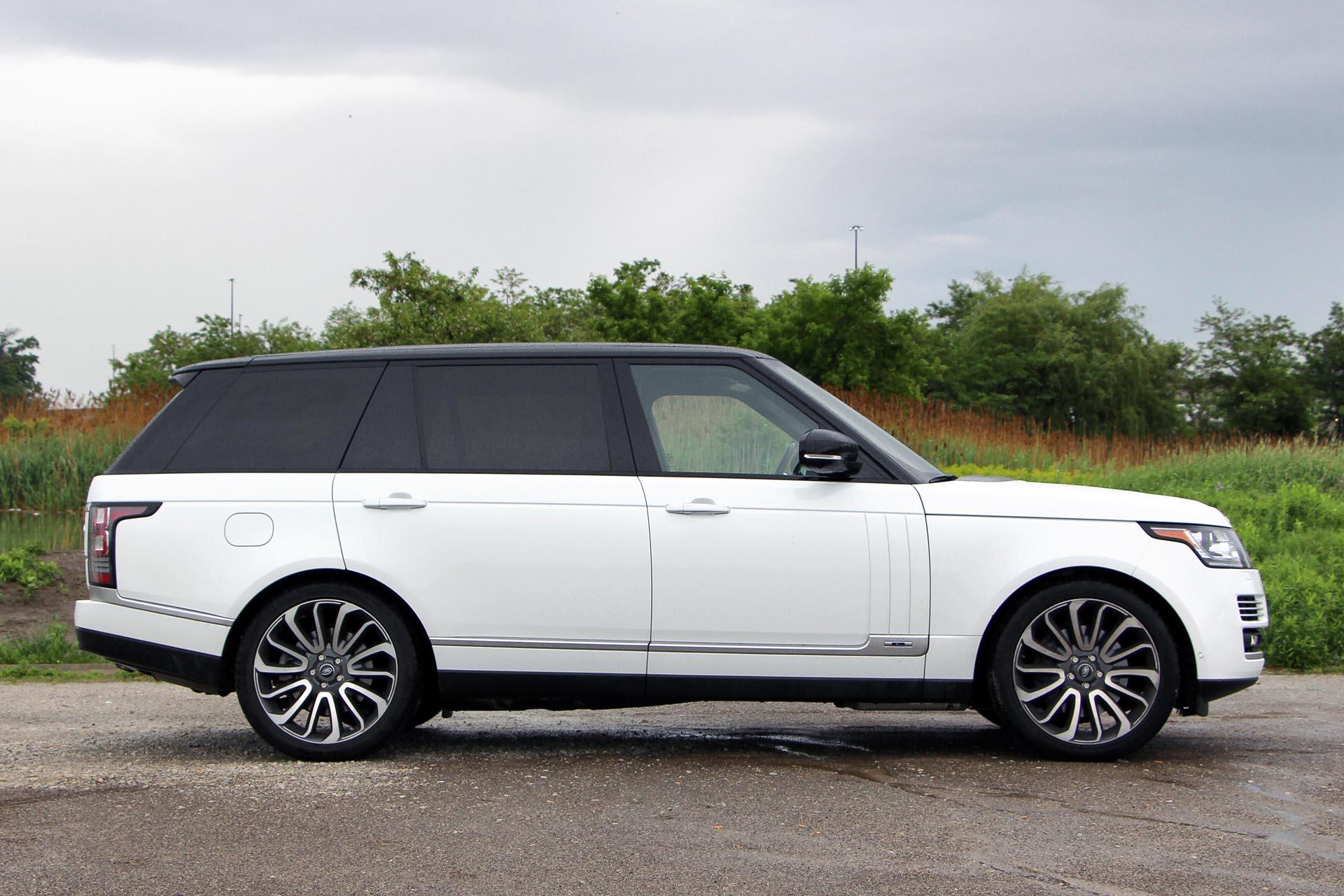 Range Rover Autobiography 2010 >> 2015 Land Rover Range Rover Autobiography LWB - Autos.ca