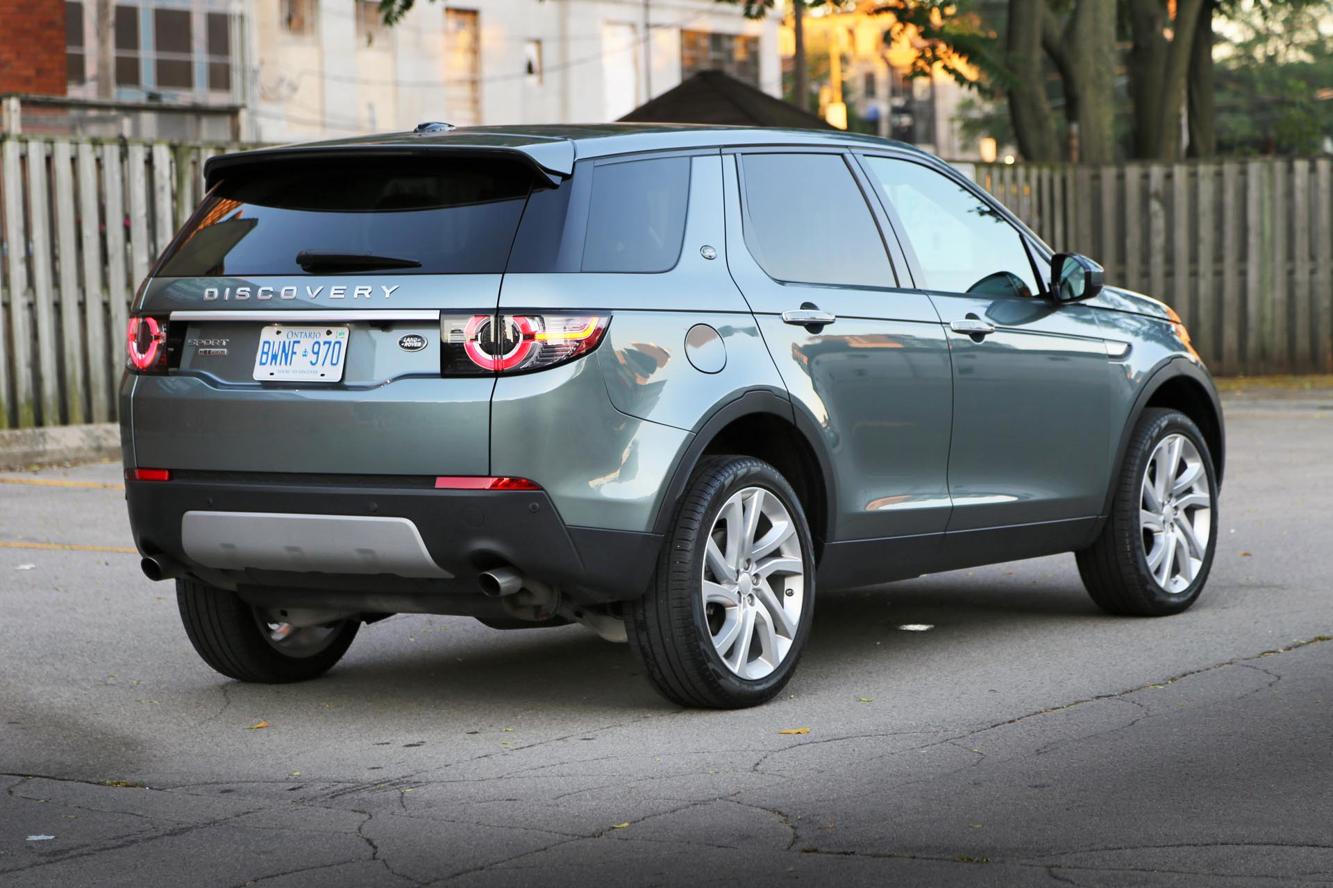 2015 land rover discovery sport hse luxury. Black Bedroom Furniture Sets. Home Design Ideas
