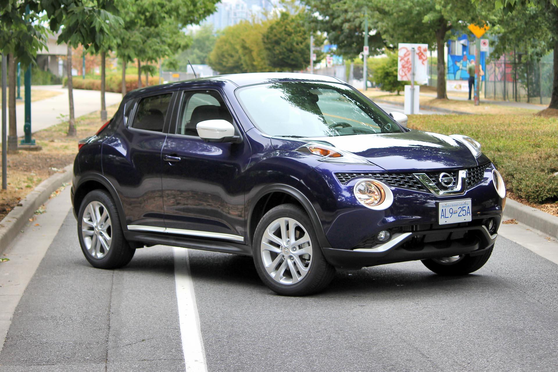 Big Guy Small Car 2015 Nissan Juke Sl Awd Autos Ca