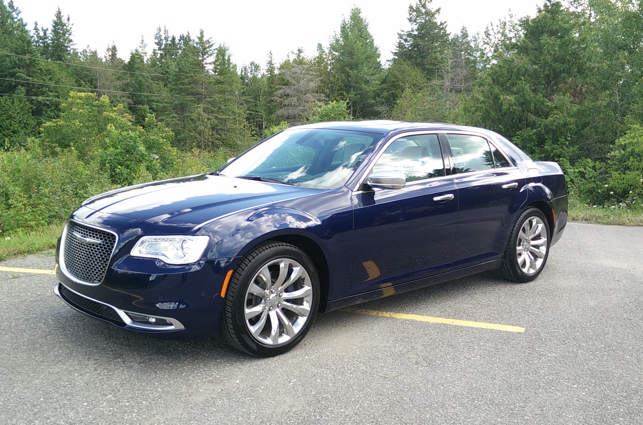 2015 Chrysler 300c Autos Ca