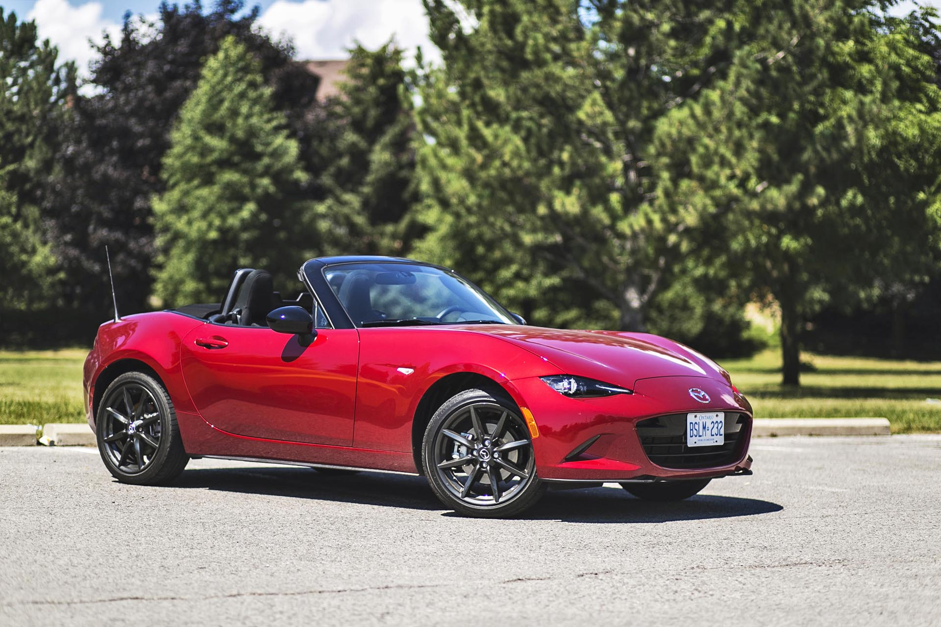 2016 mazda mx 5 gs. Black Bedroom Furniture Sets. Home Design Ideas