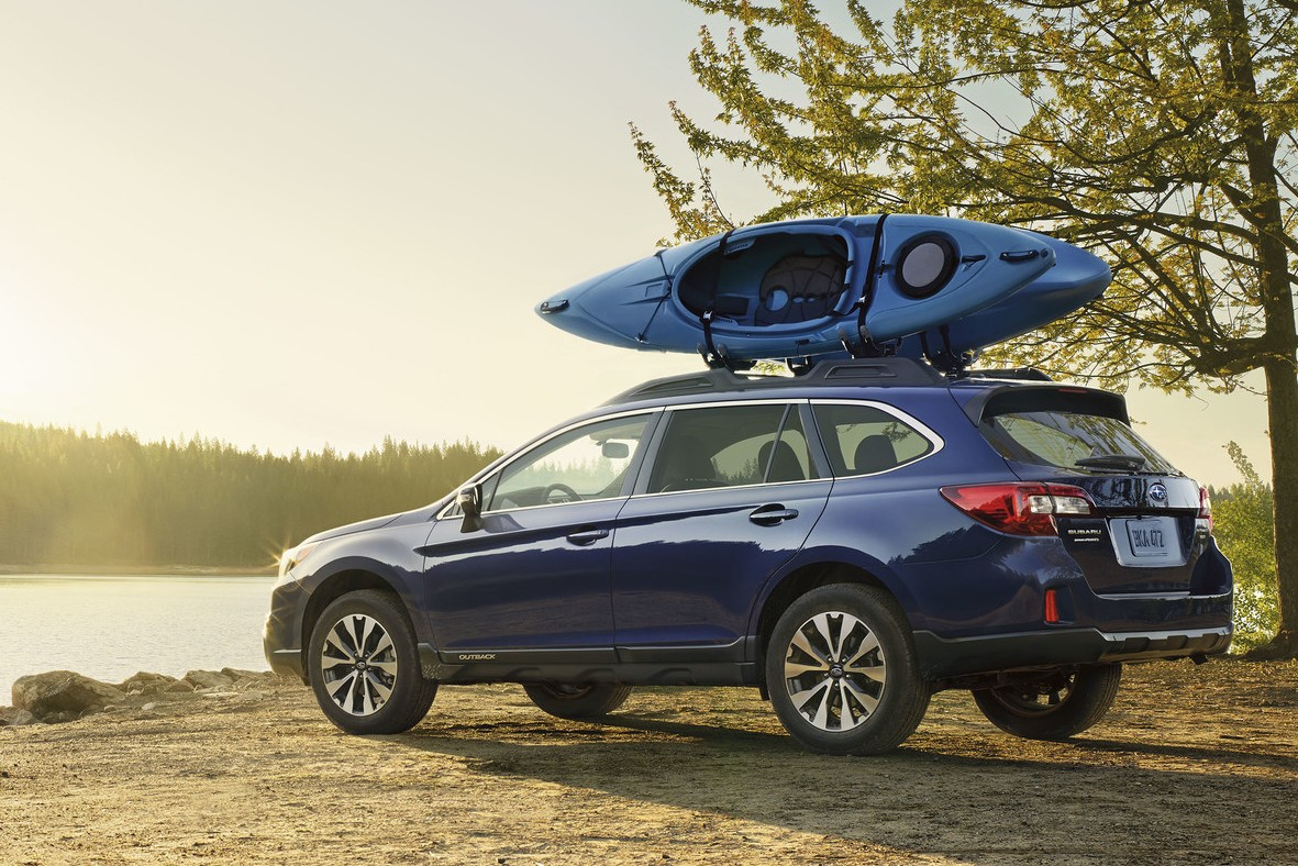 subaru canada inc announces 2016 outback enhancements and pricing. Black Bedroom Furniture Sets. Home Design Ideas