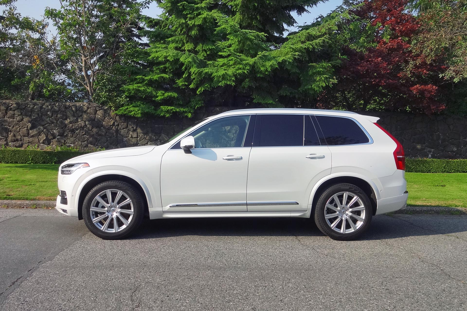 2016 Volvo Xc90 Inscription T6 Drive E Autos Ca