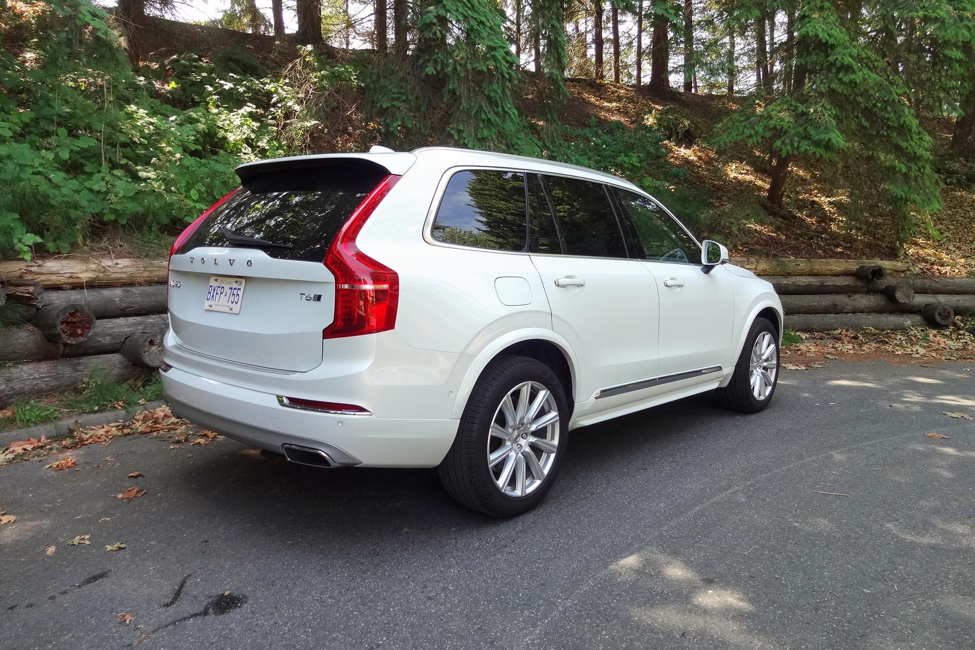 2016 Volvo Xc90 Inscription T6 Drive E Autos Ca