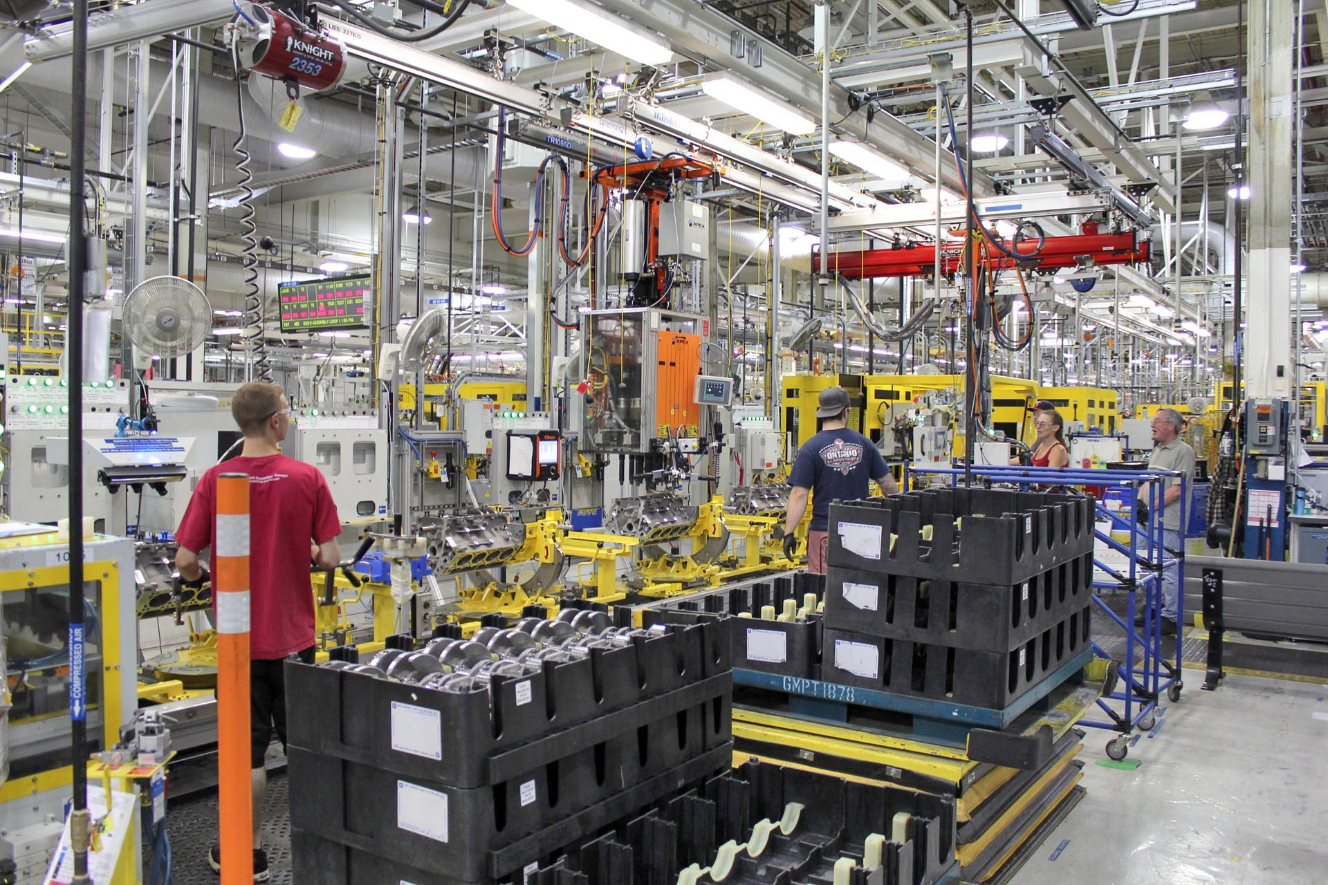 GM St. Catharines Powertrain Plant - Autos.ca