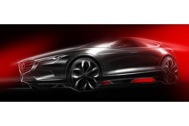 Mazda Koeru crossover concept