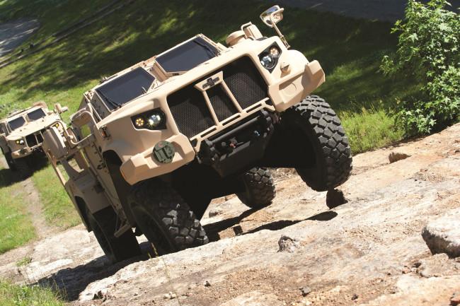 Oshkosh JLTV Humvee