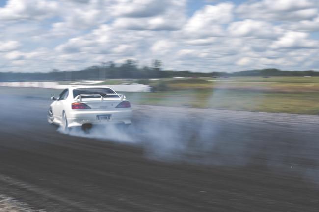 Topp Drift, Shannonville Motorsports Park - August 23rd, 2015