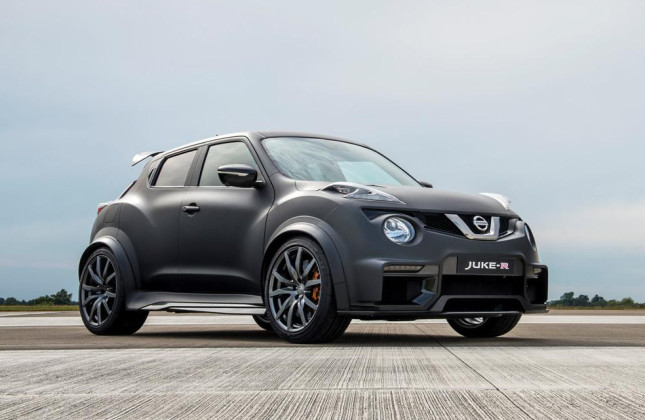 nissan to build 17 copies of juke r 2 0. Black Bedroom Furniture Sets. Home Design Ideas