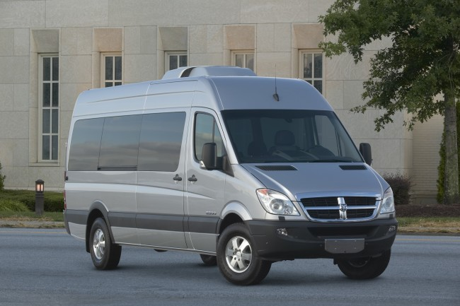 "2008 Dodge Sprinter Passenger Van 170"" Wheelbase, High Roof"