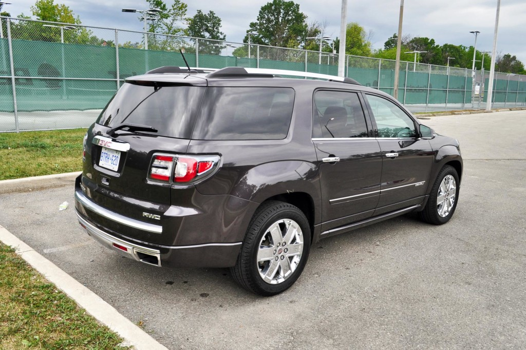 test drive 2015 gmc acadia denali awd page 3 of 3. Black Bedroom Furniture Sets. Home Design Ideas