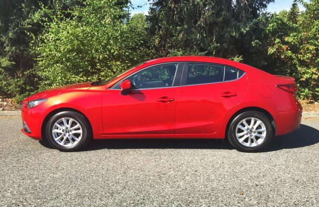 test drive: 2015 mazda3 gs sedan - autos.ca
