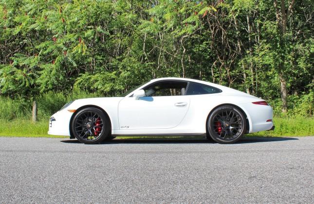 Test Drive 2015 Porsche 911 Carrera 4 Gts Autos
