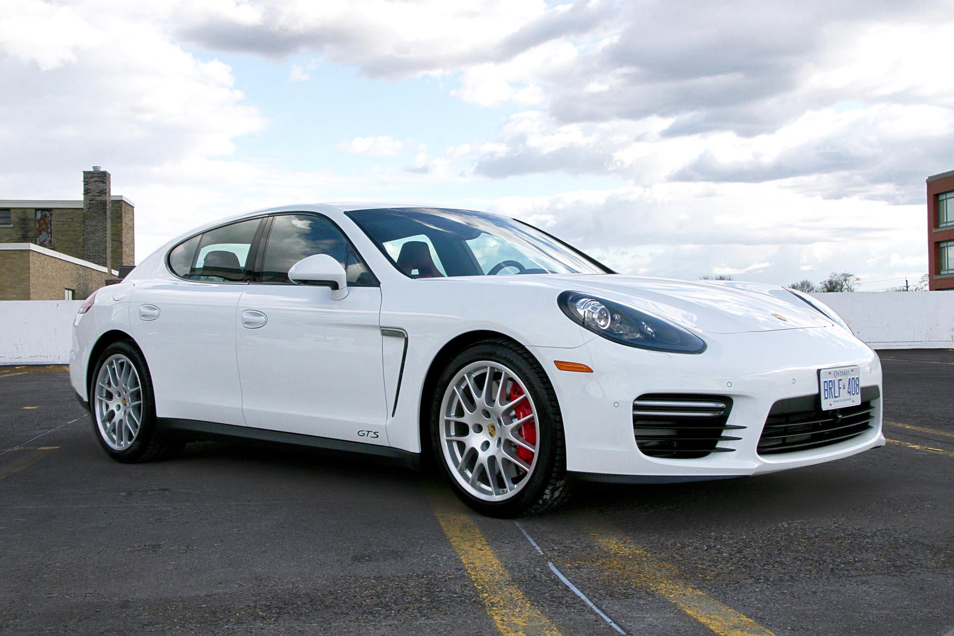 Test Drive 2015 Porsche Panamera Gts Autos Ca