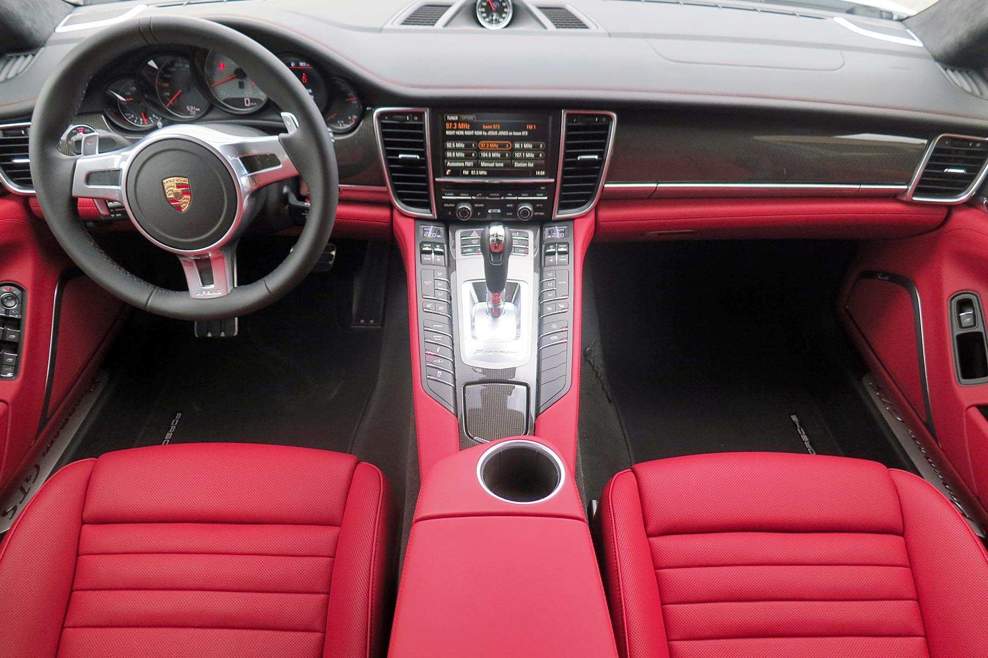 Porsche panamera gts 2015 price