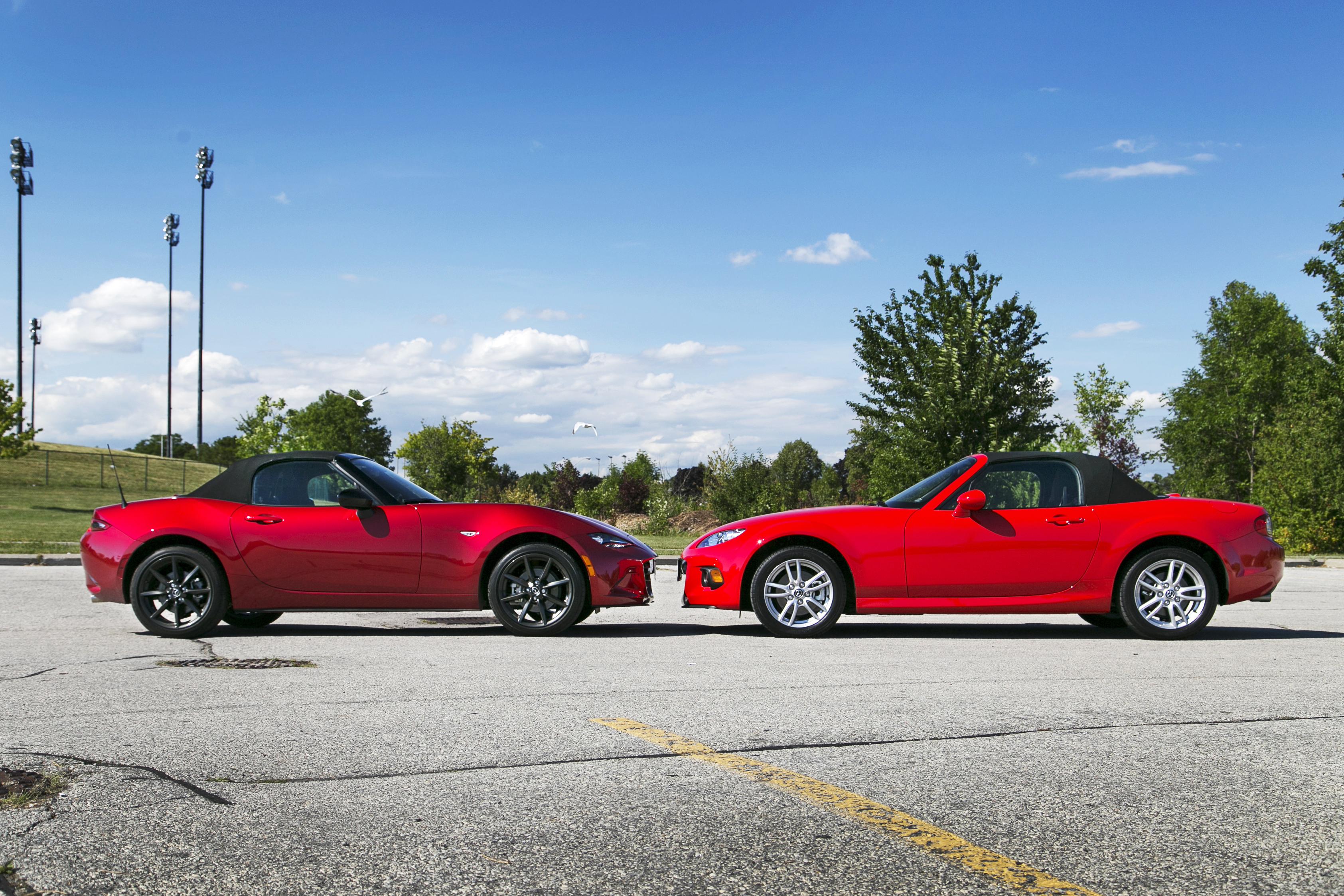 2015 Mazda Mx 5 Vs 2016 Mazda Mx 5 Autos Ca