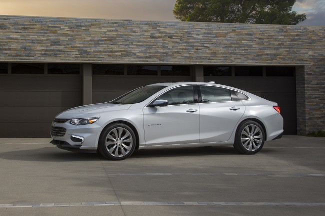 The 2016 Chevrolet Malibu is nearly 300 pounds lighter and has wheelbase that's been stretched nearly 4 inches, making it more fuel efficient, more functional and more agile.