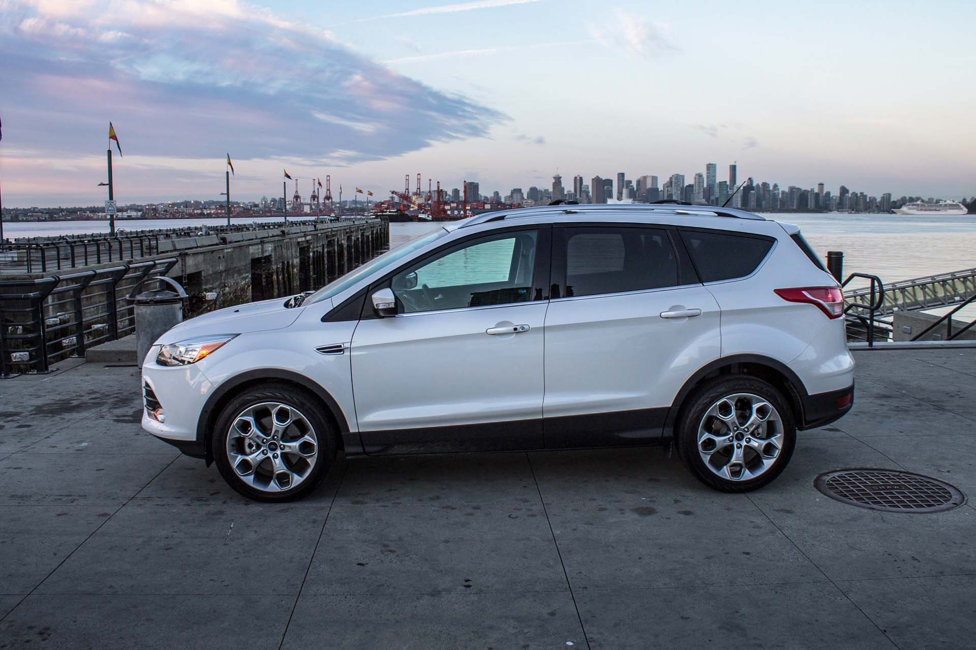 2016 Ford Escape Titanium Autos Ca
