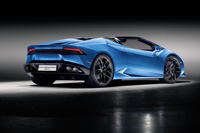 2016 Lamborghini Huracan Spyder 0007