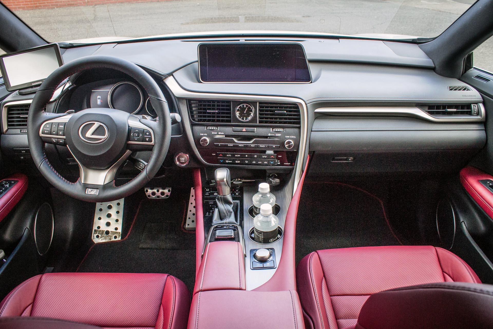 2016 Lexus Rx 350 F Sport Autos Ca