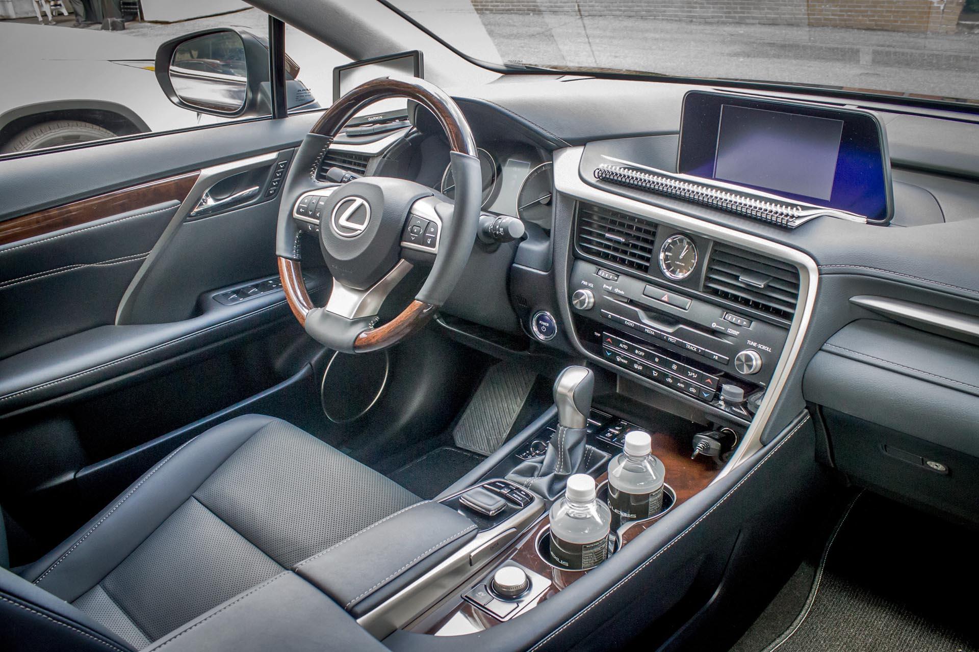 2016 Lexus Rx 450h Autos Ca