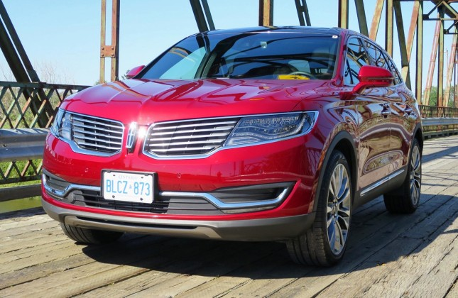 Test Drive: 2016 Lincoln MKX - Autos.ca