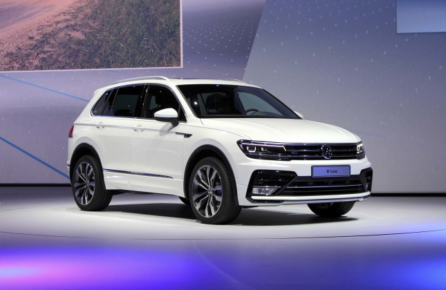preview 2017 volkswagen tiguan. Black Bedroom Furniture Sets. Home Design Ideas